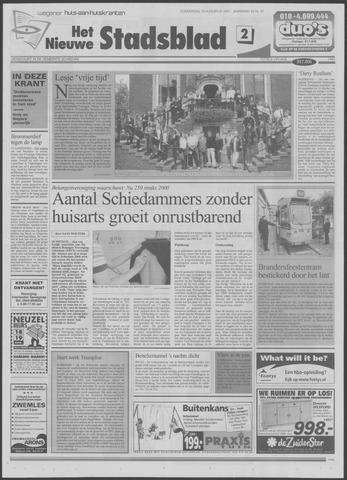 Het Nieuwe Stadsblad 2001-08-16