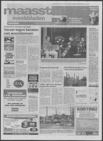 Maaspost / Maasstad / Maasstad Pers 2002-10-16