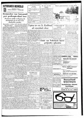 Rotterdamsch Nieuwsblad / Schiedamsche Courant / Rotterdams Dagblad / Waterweg / Algemeen Dagblad 1964-08-29