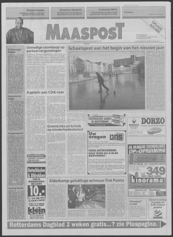 Maaspost / Maasstad / Maasstad Pers 1996-01-10