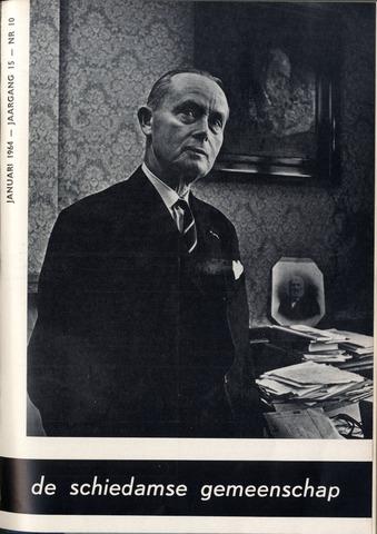Schiedamse Gemeenschap (tijdschrift) 1964-01-01