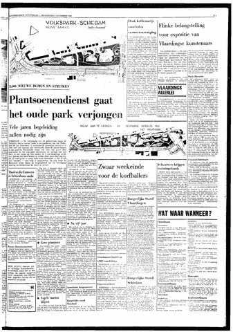Rotterdamsch Nieuwsblad / Schiedamsche Courant / Rotterdams Dagblad / Waterweg / Algemeen Dagblad 1968-11-07