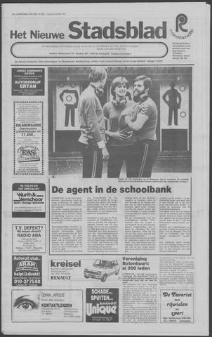 Het Nieuwe Stadsblad 1981-05-22