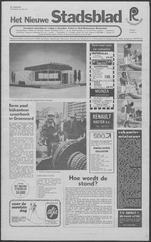 Het Nieuwe Stadsblad 1971-07-28