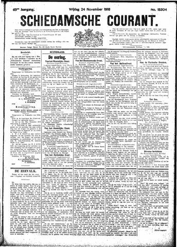 Schiedamsche Courant 1916-11-24