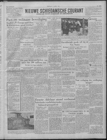 Nieuwe Schiedamsche Courant 1949-04-06