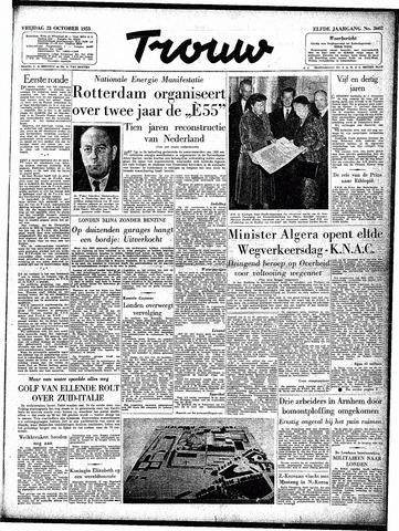 Trouw / De Rotterdammer 1953-10-23