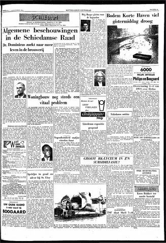 Rotterdamsch Nieuwsblad / Schiedamsche Courant / Rotterdams Dagblad / Waterweg / Algemeen Dagblad 1959-12-08