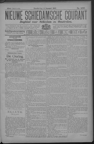 Nieuwe Schiedamsche Courant 1917-01-04