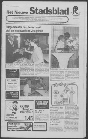 Het Nieuwe Stadsblad 1977-08-10
