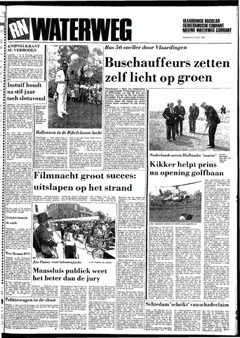 Rotterdamsch Nieuwsblad / Schiedamsche Courant / Rotterdams Dagblad / Waterweg / Algemeen Dagblad 1983-06-06