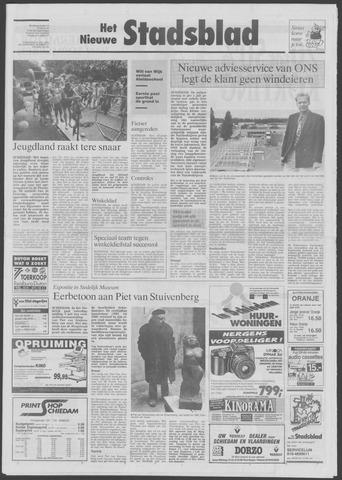 Het Nieuwe Stadsblad 1994-07-06