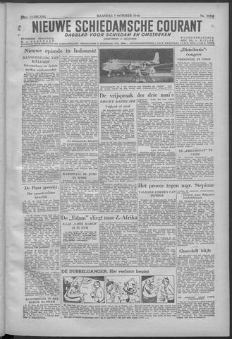 Nieuwe Schiedamsche Courant 1946-10-07
