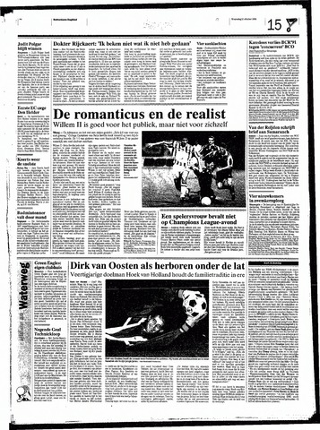 Rotterdamsch Nieuwsblad / Schiedamsche Courant / Rotterdams Dagblad / Waterweg / Algemeen Dagblad 1998-10-21