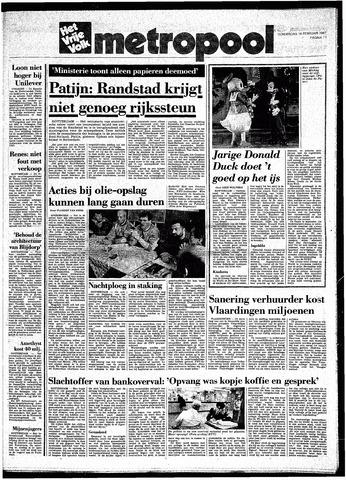 Het Vrije volk 1988-02-18