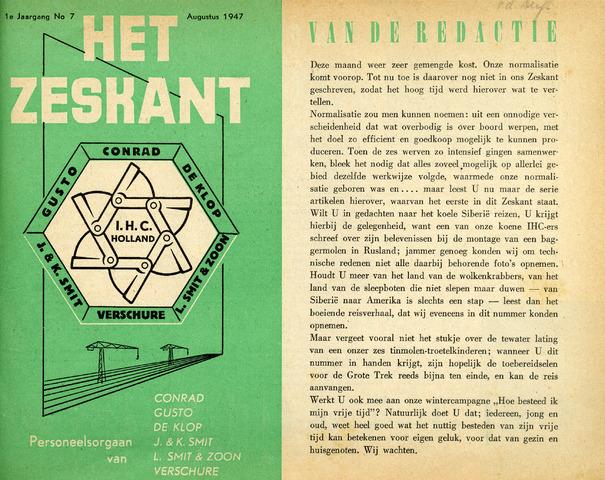 Het Zeskant 1947-08-01