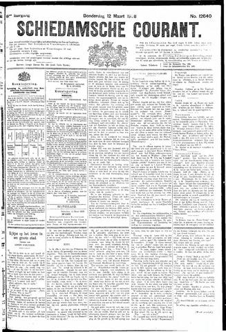Schiedamsche Courant 1908-03-12