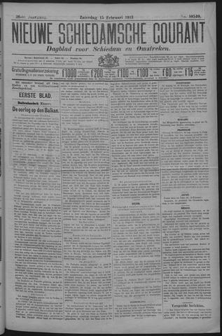 Nieuwe Schiedamsche Courant 1913-02-15