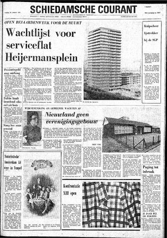 Rotterdamsch Nieuwsblad / Schiedamsche Courant / Rotterdams Dagblad / Waterweg / Algemeen Dagblad 1974-01-25