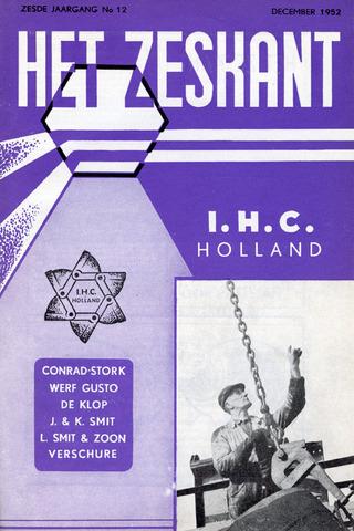 Het Zeskant 1952-12-01