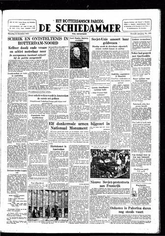 Rotterdamsch Parool / De Schiedammer 1947-12-15