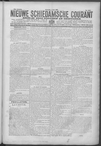 Nieuwe Schiedamsche Courant 1925-06-03