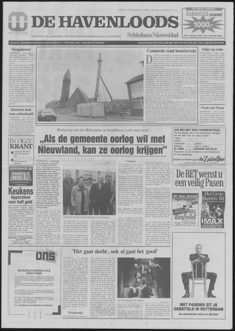 De Havenloods 1993-04-08