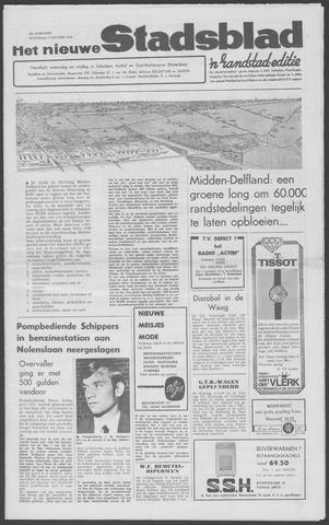 Het Nieuwe Stadsblad 1968-10-09