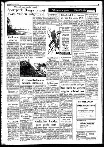 Rotterdamsch Parool / De Schiedammer 1961-09-05