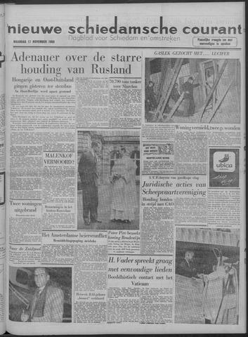 Nieuwe Schiedamsche Courant 1958-11-17
