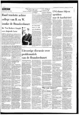 Rotterdamsch Nieuwsblad / Schiedamsche Courant / Rotterdams Dagblad / Waterweg / Algemeen Dagblad 1968-04-23