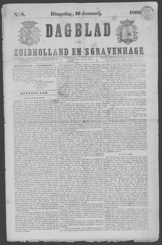 Dagblad van Zuid-Holland 1860-01-10