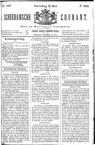 Schiedamsche Courant 1877-05-12