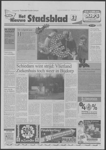 Het Nieuwe Stadsblad 2001-12-28