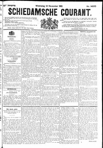 Schiedamsche Courant 1912-11-13