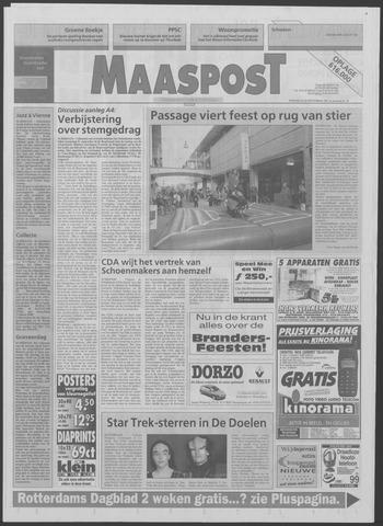 Maaspost / Maasstad / Maasstad Pers 1996-09-18