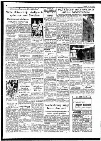 Rotterdamsch Parool / De Schiedammer 1955-07-20