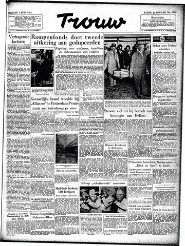 Trouw / De Rotterdammer 1953-07-03