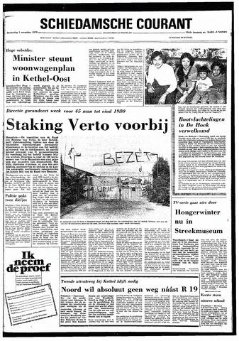 Rotterdamsch Nieuwsblad / Schiedamsche Courant / Rotterdams Dagblad / Waterweg / Algemeen Dagblad 1979-11-01
