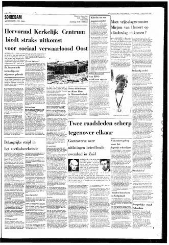 Rotterdamsch Nieuwsblad / Schiedamsche Courant / Rotterdams Dagblad / Waterweg / Algemeen Dagblad 1968-02-07