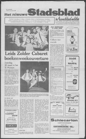 Het Nieuwe Stadsblad 1968-03-22