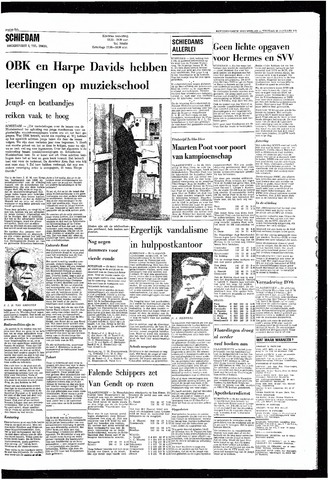 Rotterdamsch Nieuwsblad / Schiedamsche Courant / Rotterdams Dagblad / Waterweg / Algemeen Dagblad 1968-01-26