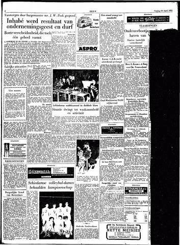 Trouw / De Rotterdammer 1955-04-29