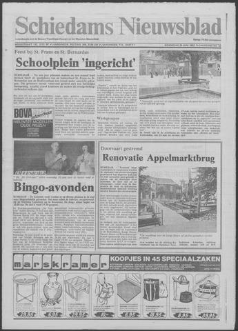 Schiedams Nieuwsblad 1982-06-23
