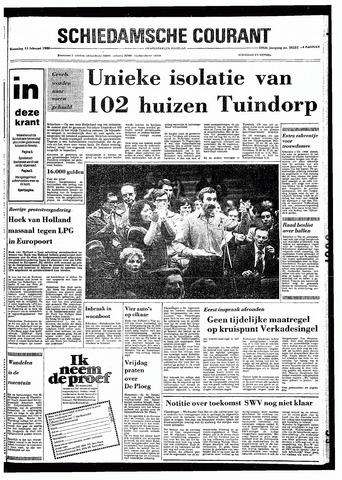 Rotterdamsch Nieuwsblad / Schiedamsche Courant / Rotterdams Dagblad / Waterweg / Algemeen Dagblad 1980-02-13