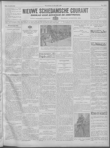 Nieuwe Schiedamsche Courant 1932-03-14