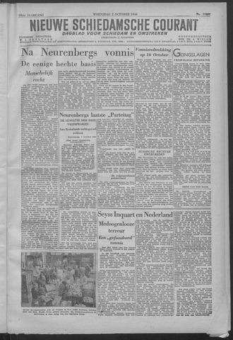Nieuwe Schiedamsche Courant 1946-10-02