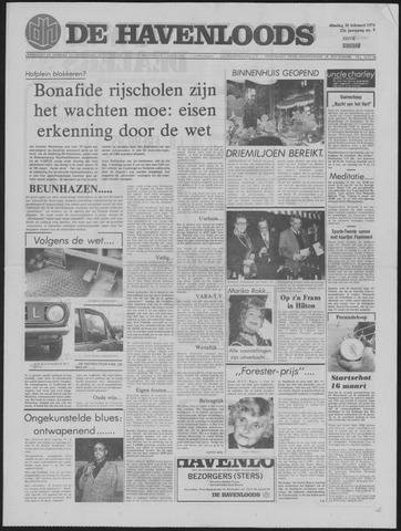 De Havenloods 1974-02-26