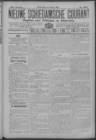 Nieuwe Schiedamsche Courant 1918-03-14