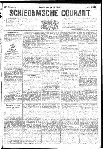 Schiedamsche Courant 1912-07-18